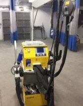 This welder reproduces factory type welds